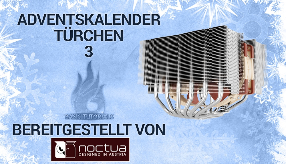 Photo of Adventskalender Türchen 3: Noctua NH-D15S
