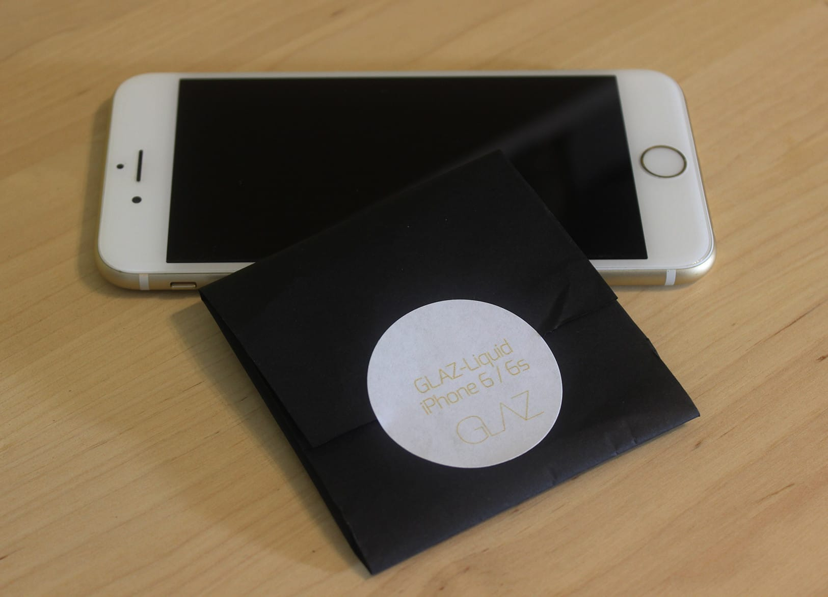 Bild von GLAZ-Liquid: Der unsichtbare Displayschutz für dein iPhone