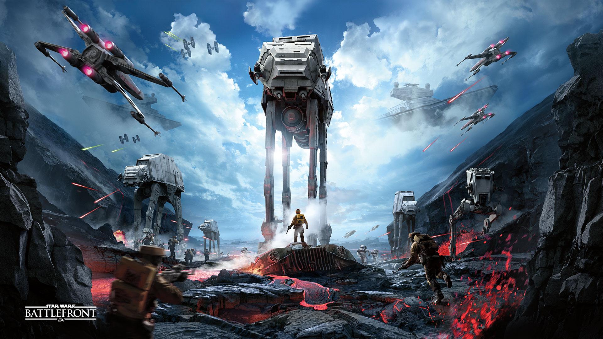 Photo of Star Wars: Battlefront Release schon am 17. November?