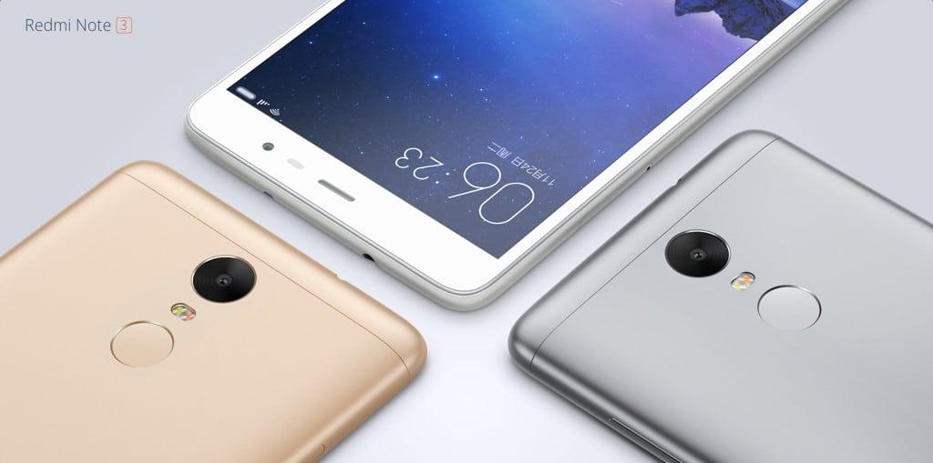 Photo of Xiaomi RedMi Note 3 offiziell vorgestellt [Werbung]