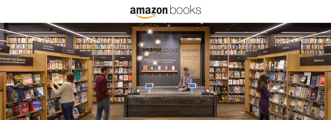 Photo of Amazon eröffnet eigenen Buchladen