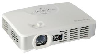 Beamer 320x180 - Test: Telefunken DLP500 WiFi Mini LED-DLP Projektor