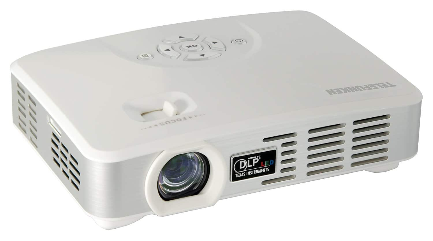 Photo of Test: Telefunken DLP500 WiFi Mini LED-DLP Projektor