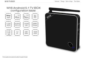 Beelink M18 TV Box 2