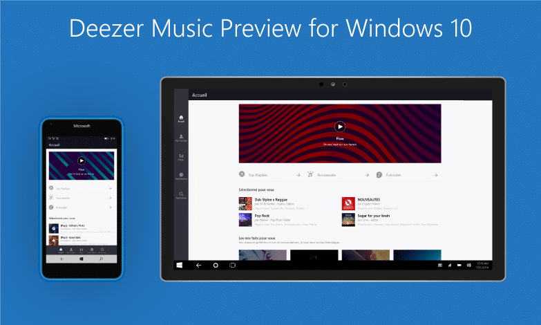 Photo of Werdet Beta-Tester für die neue Windows 10 App von Deezer