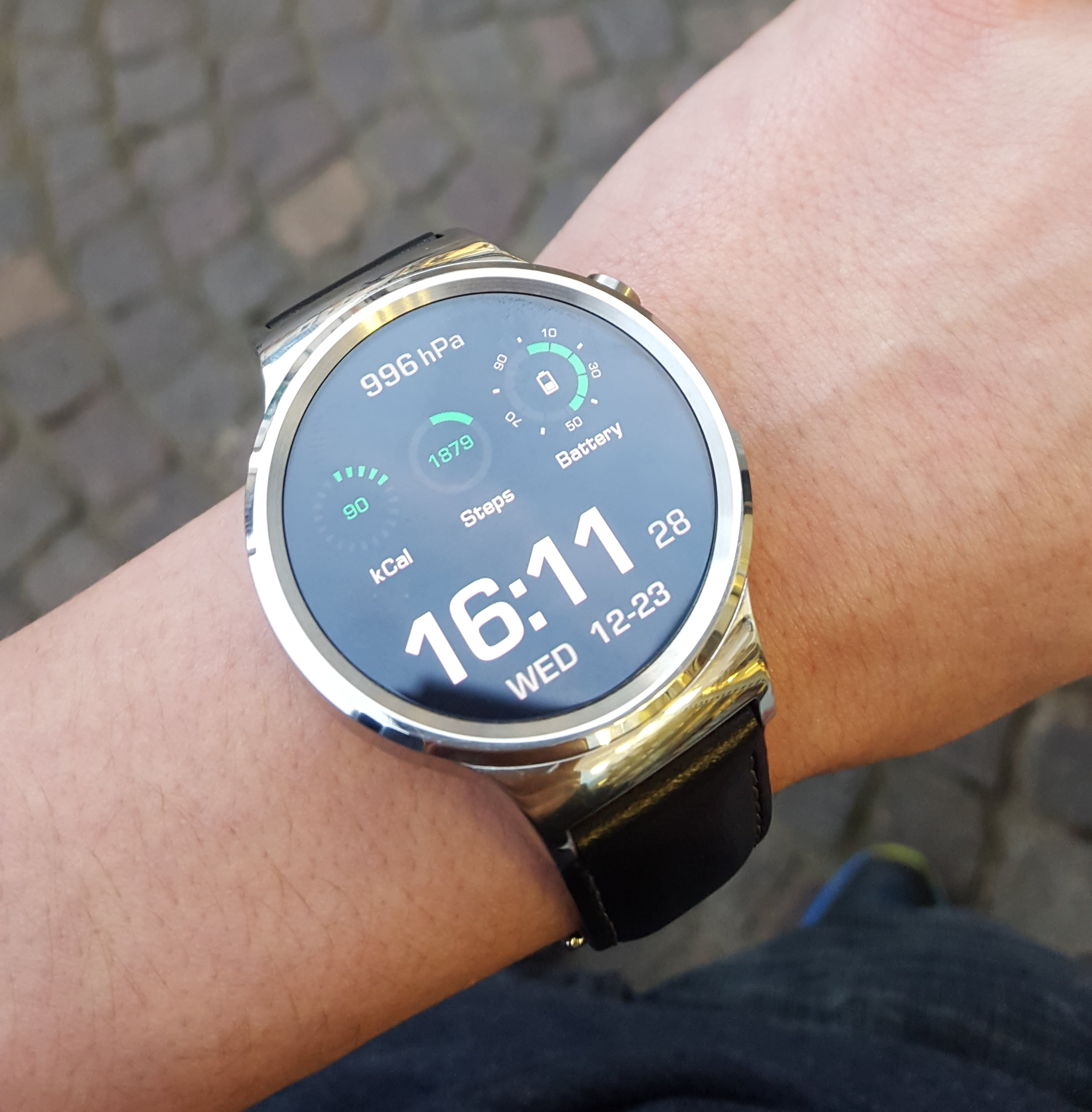 Photo of Die edle Huawei Watch im Test!