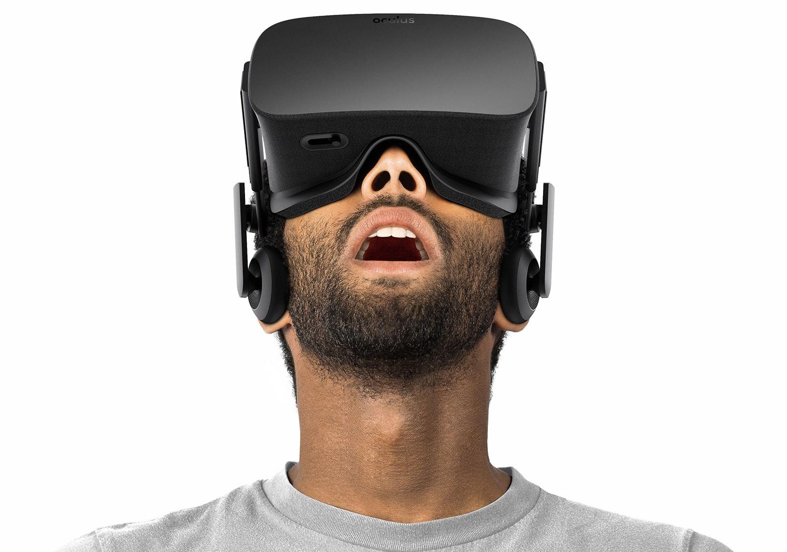 Bild von Oculus Rift ab 6. Januar vorbestellbar!