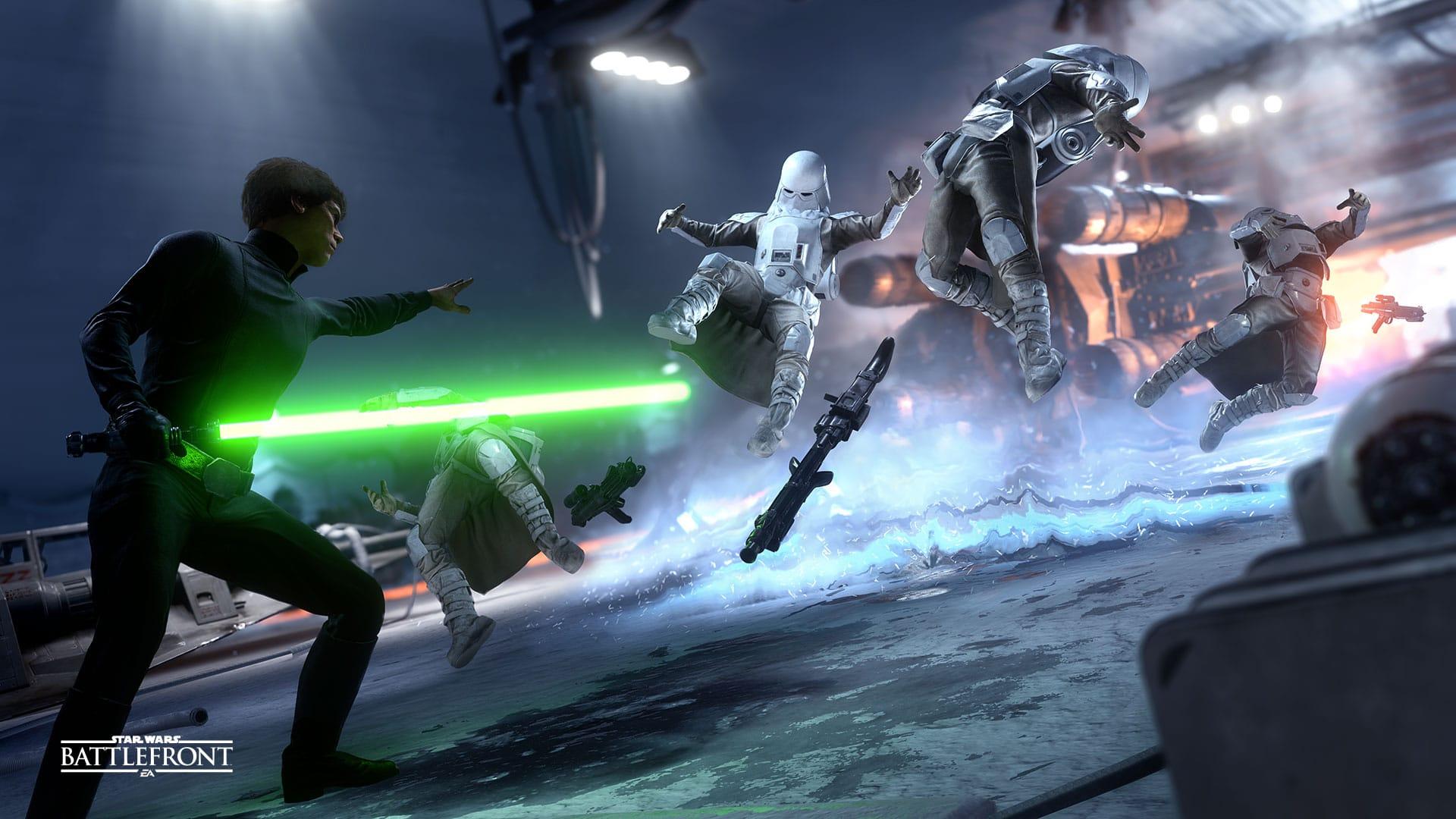 Photo of Star Wars Battlefront im Test