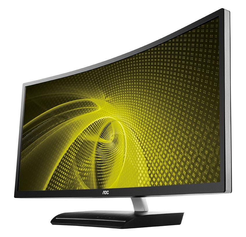 Bild von AOC C3583FQ: Neuer Curved-Gaming-Monitor von AOC