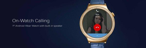 Huawei Watch Jewel & Elegant On-Watch-Calling