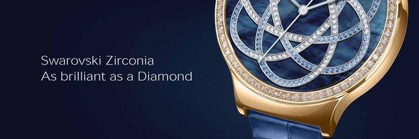 Huawei Watch Jewel & Elegant Swarovski Zirkonen