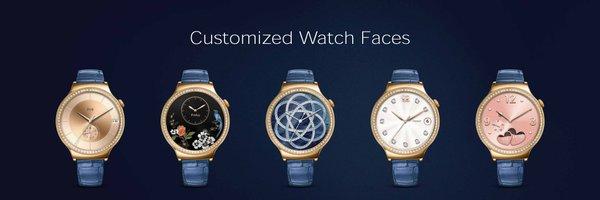 Huawei Watch Jewel & Elegant Watch Faces