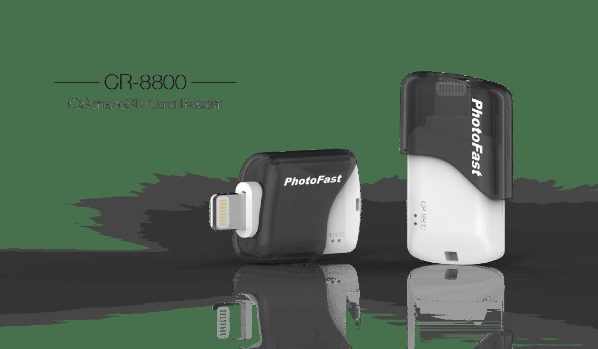 Photo of PhotoFast präsentiert iOS-Kartenleser auf der CES 2016