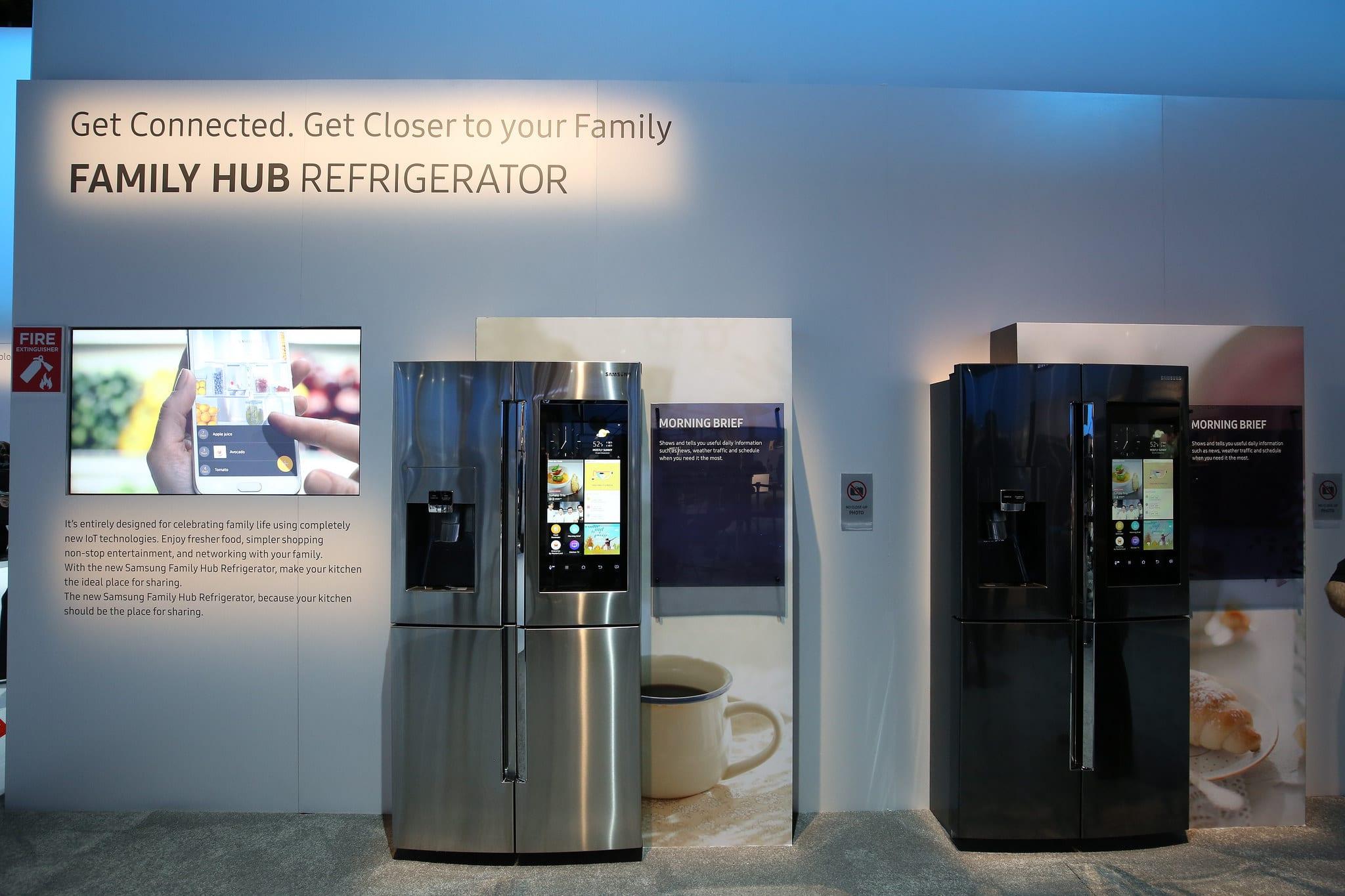 Photo of Samsung Family Hub Refrigerator: Einkaufen am Kühlschrank