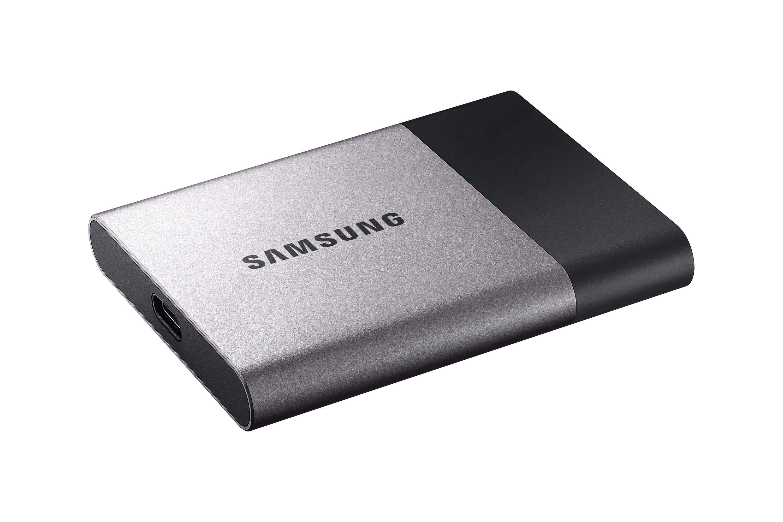 Photo of Samsung zeigt neue Portable SSD T3 mit bis zu 2 TB