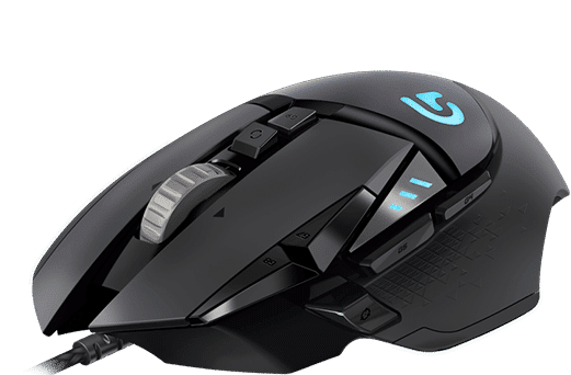 Bild von Logitech G502 Proteus Spectrum: Gaming-Maus mit RGB-LEDs