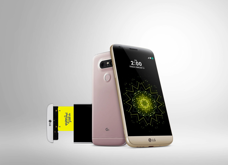 Photo of LG G5 & Friends auf Mobile World Congress