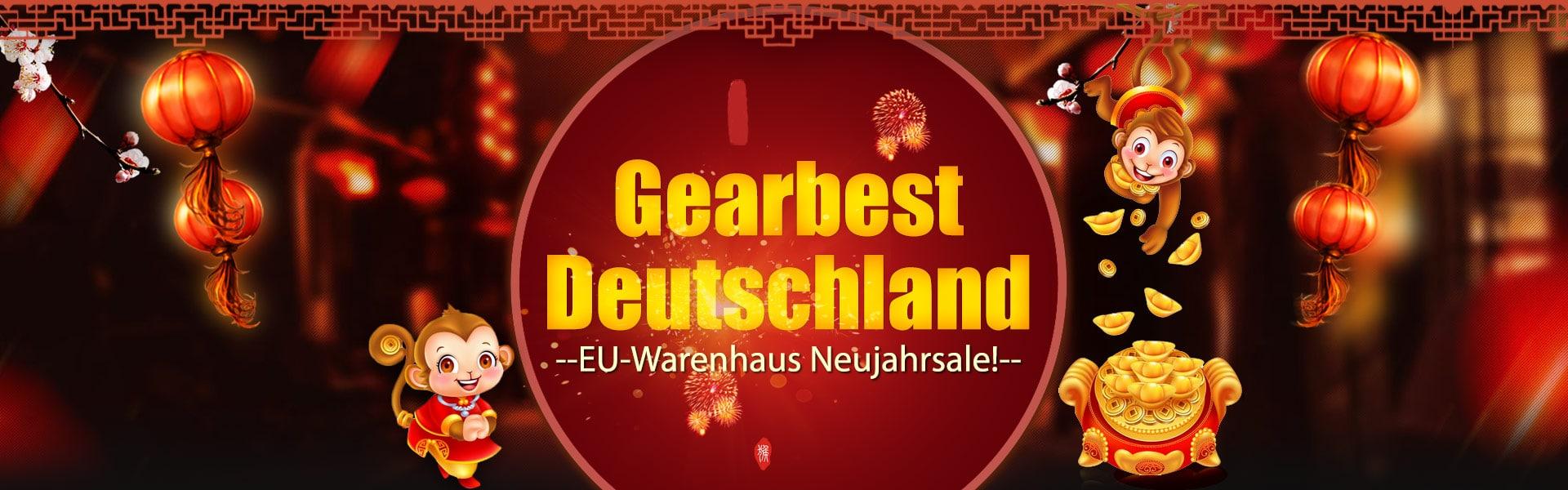 Photo of Neujahr-Sale bei Gearbest [Werbung]