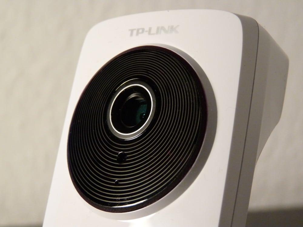 smart ip kamera nc220 von tp link im test. Black Bedroom Furniture Sets. Home Design Ideas