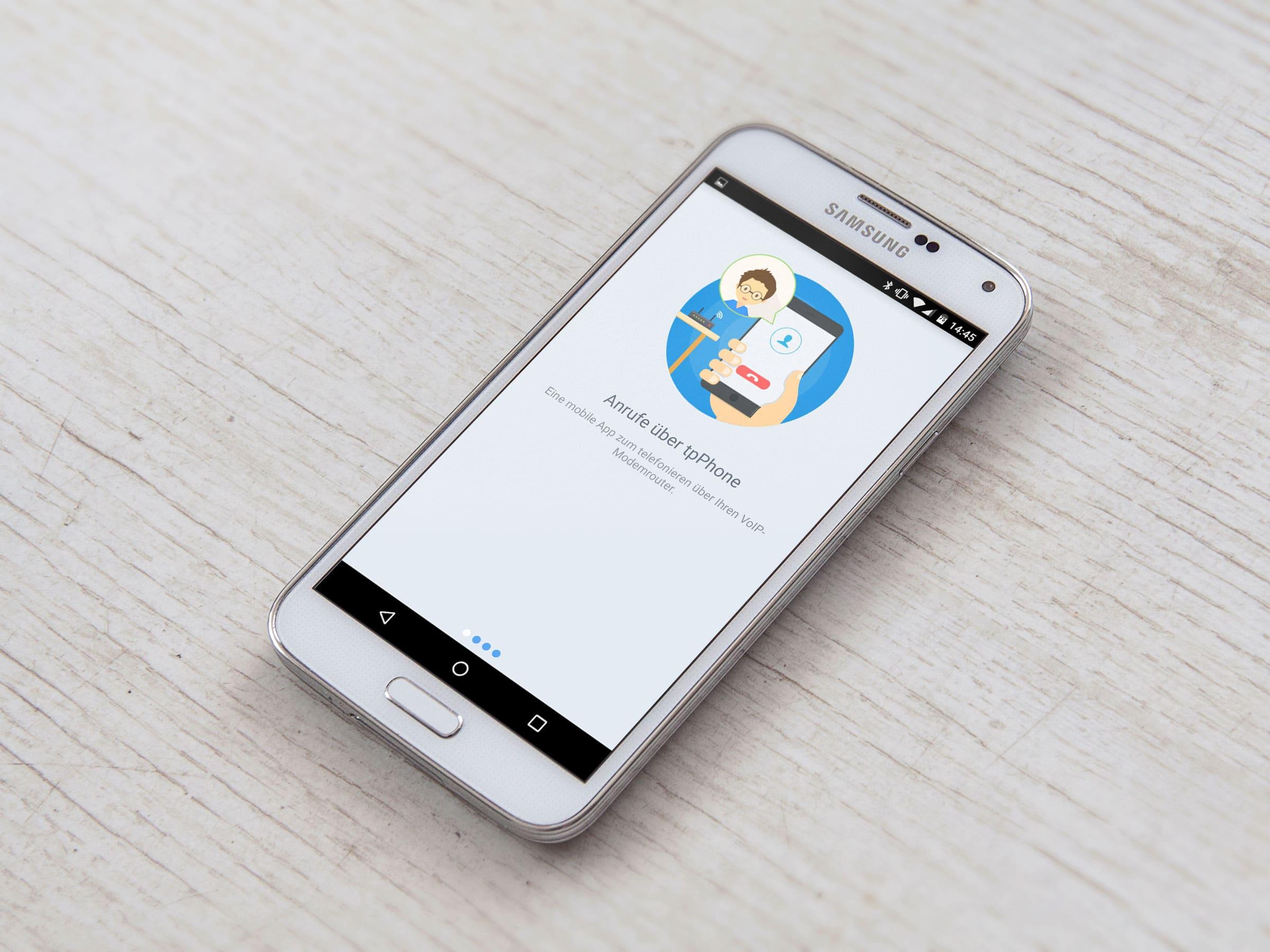 Photo of TP-Link stellt zwei neue Apps vor: tpPhone und Tether