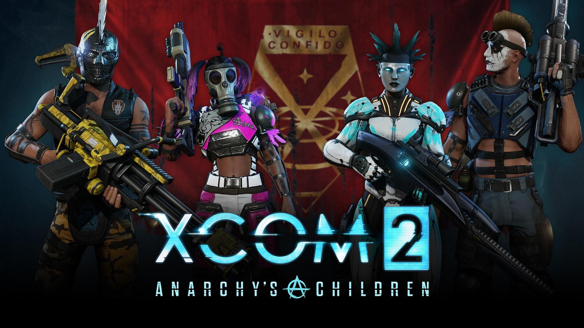 Bild von XCOM 2: Kinder der Anarchie DLC veröffentlicht