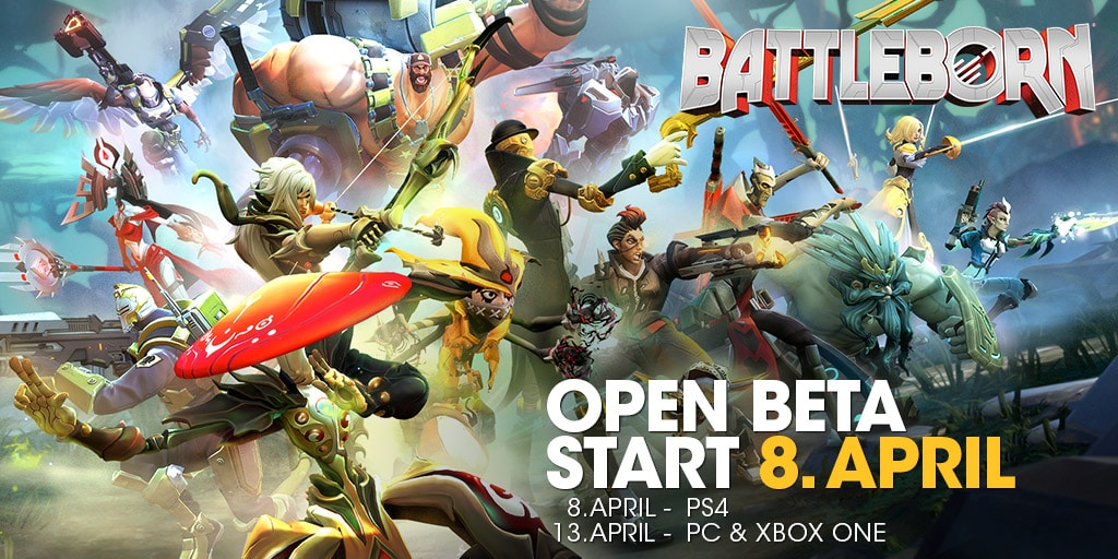 Photo of Battleborn startet im April in die offene Betaphase