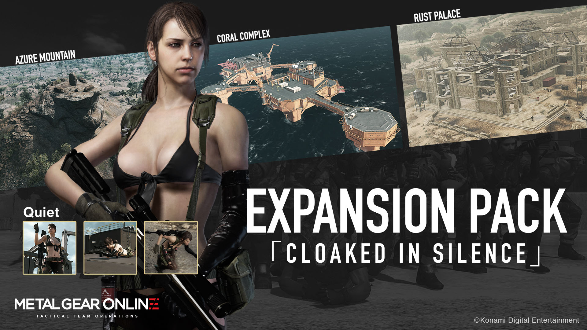 Bild von Metal Gear Online: Survival-Modus erscheint in Kürze