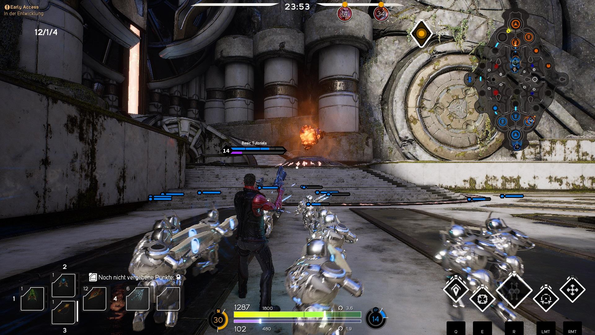 Photo of Paragon: Epic Games MOBA im Test!
