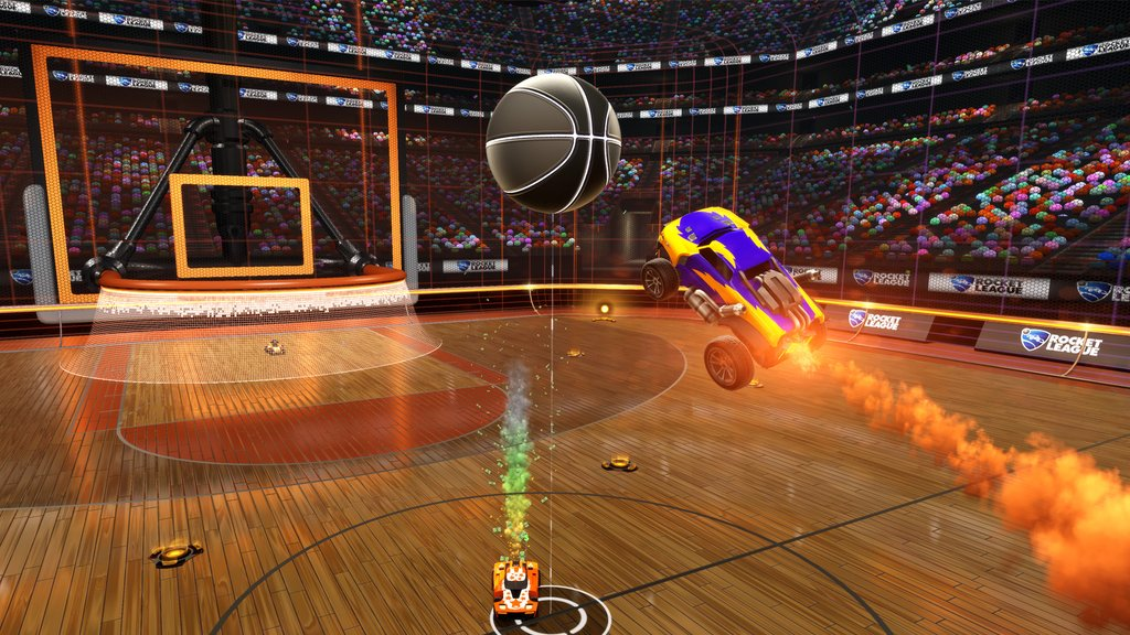 Photo of Rocket League: Basketball-Modus ist bald verfügbar!