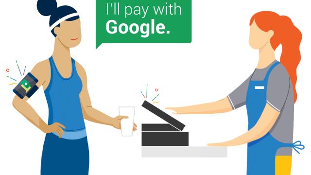 """google hands free 640x360 - Google Hands Free: """"Ich zahle mit Google"""" - Vielen Dank für Ihren Einkauf"""
