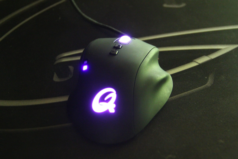 Photo of QPAD 8K Pro Gaming Laser Maus – unser Testbericht zum Gamingnagetier