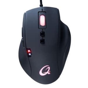 QPAD 8K Pro Gaming Laser Maus von ben