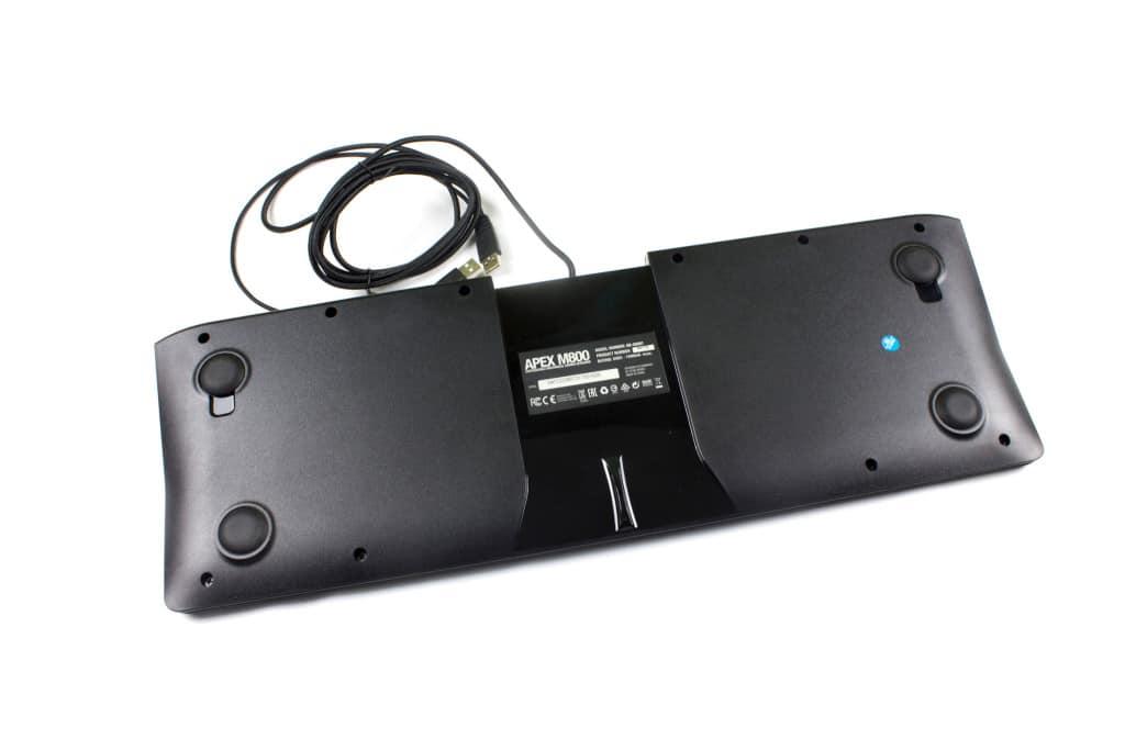 SteelSeries-APEX-M800-rückseite