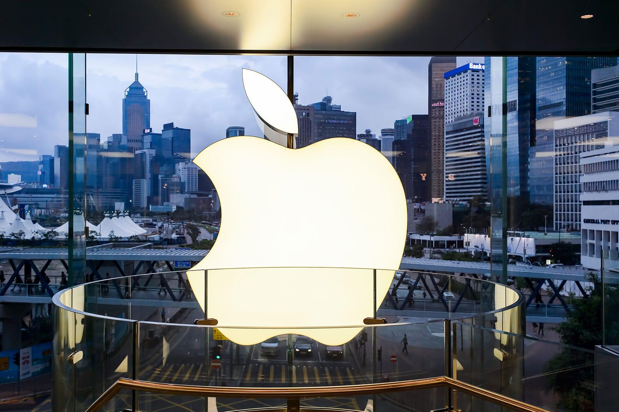 Photo of Apple am Abgrund
