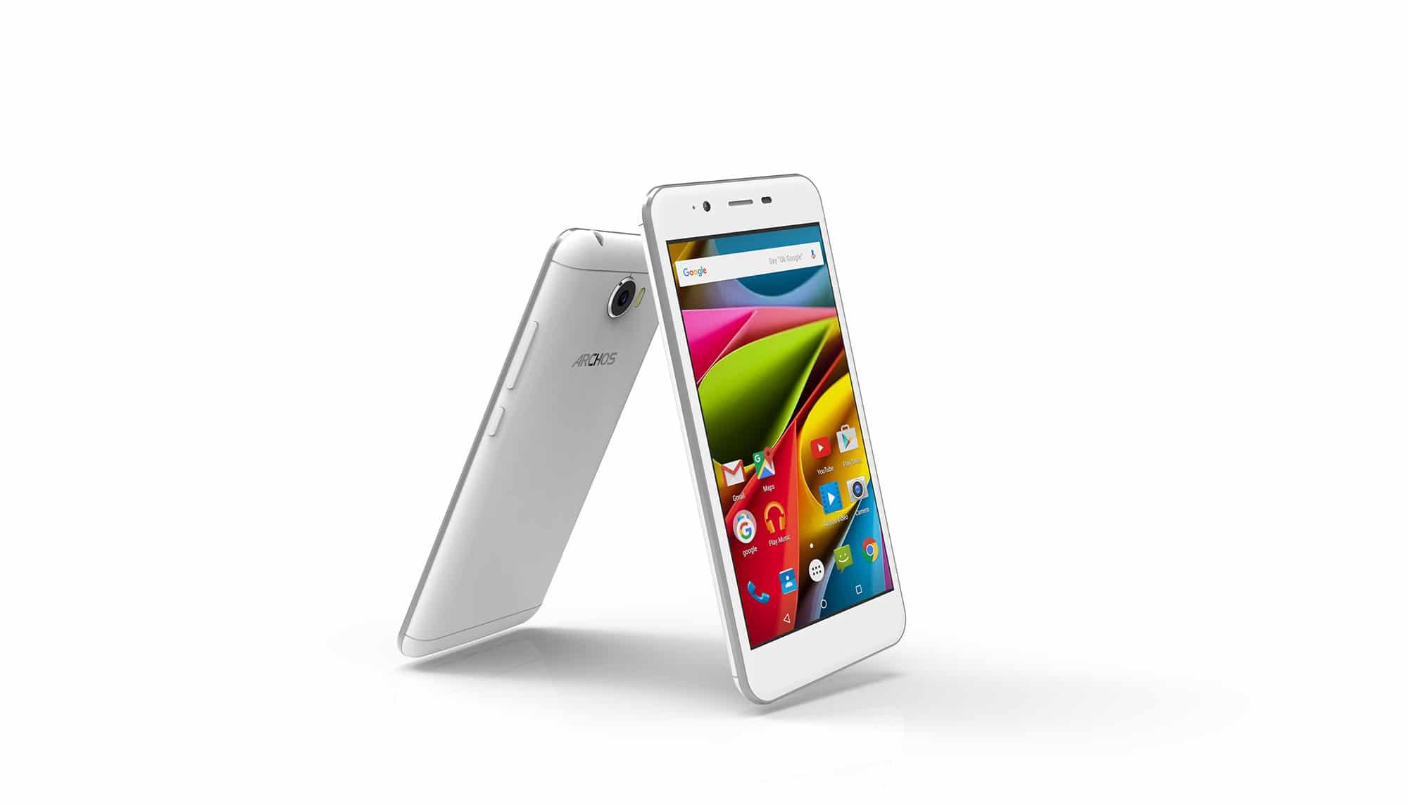 Photo of ARCHOS 50 Cobalt: Neues 5-Zoll-Smartphone mit LTE