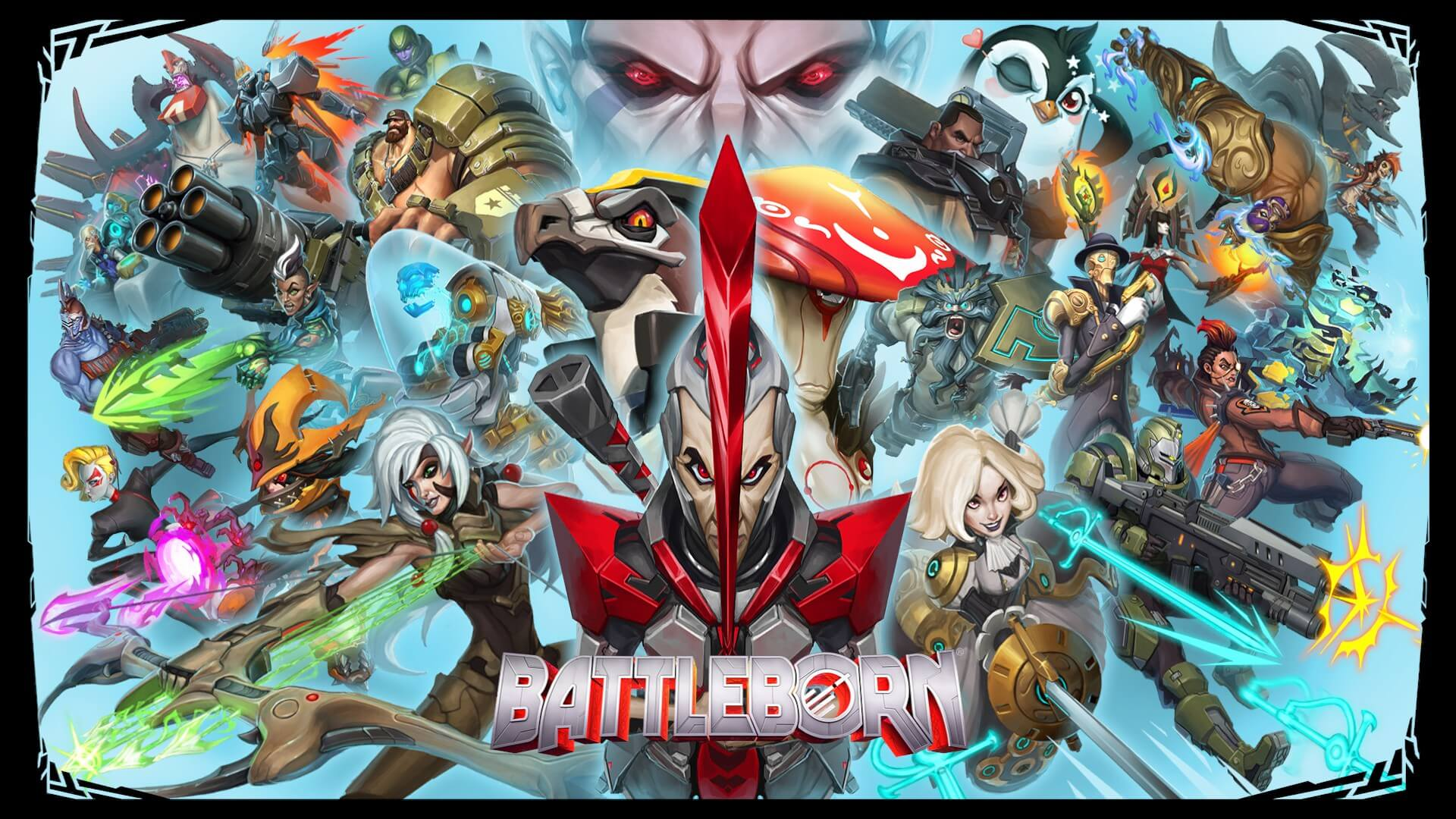 Photo of Battleborn: Gearbox's MOBA-Shooter im Test