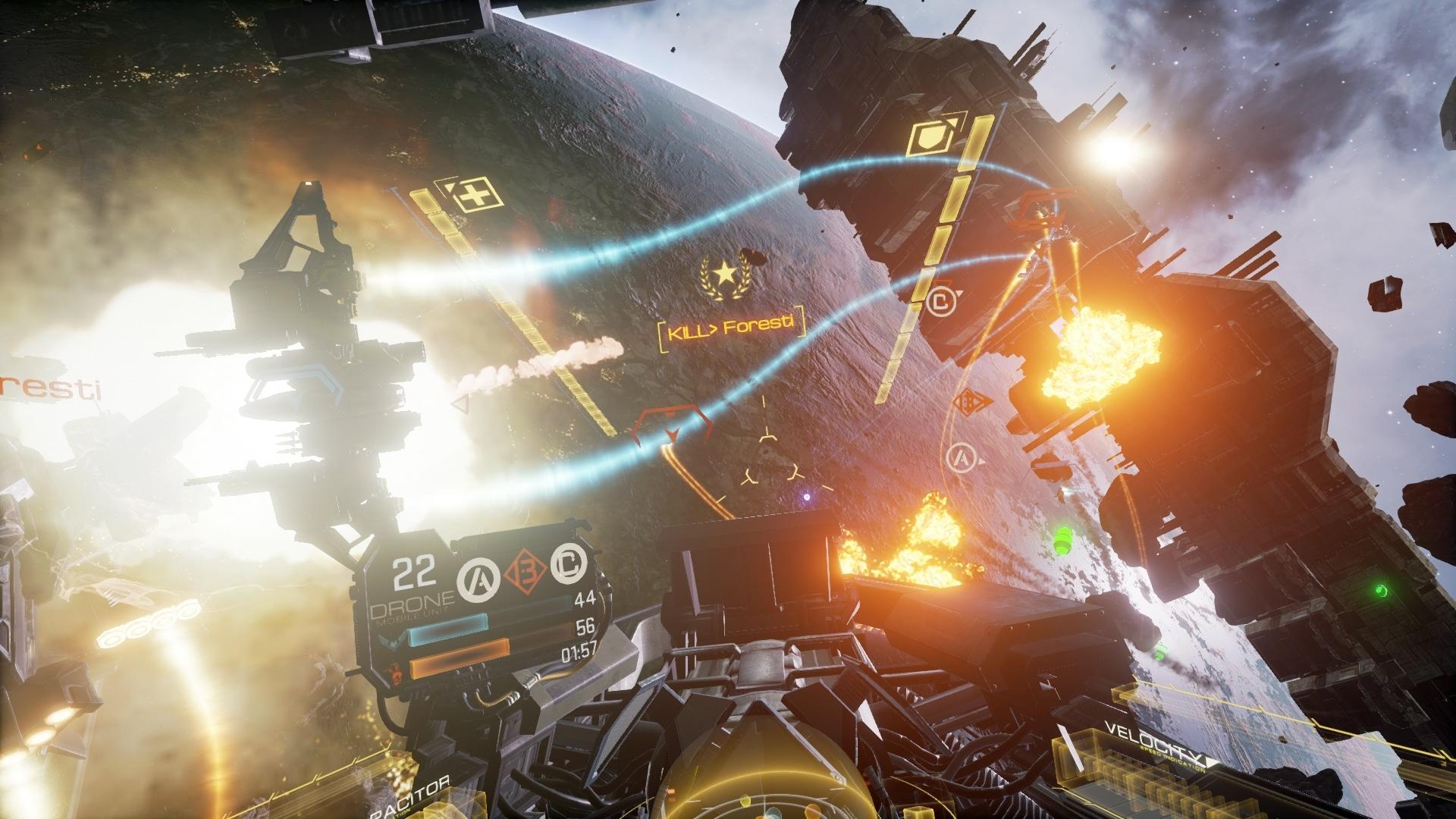 Photo of Oculus Rift: Der Kampf Exklusivtitel von der HTC Vive fern zu halten