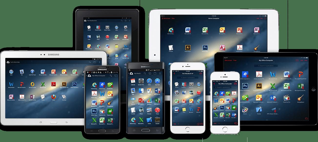 Bild von Parallels Access 3.1 mit iPad Pro Unterstützung erschienen