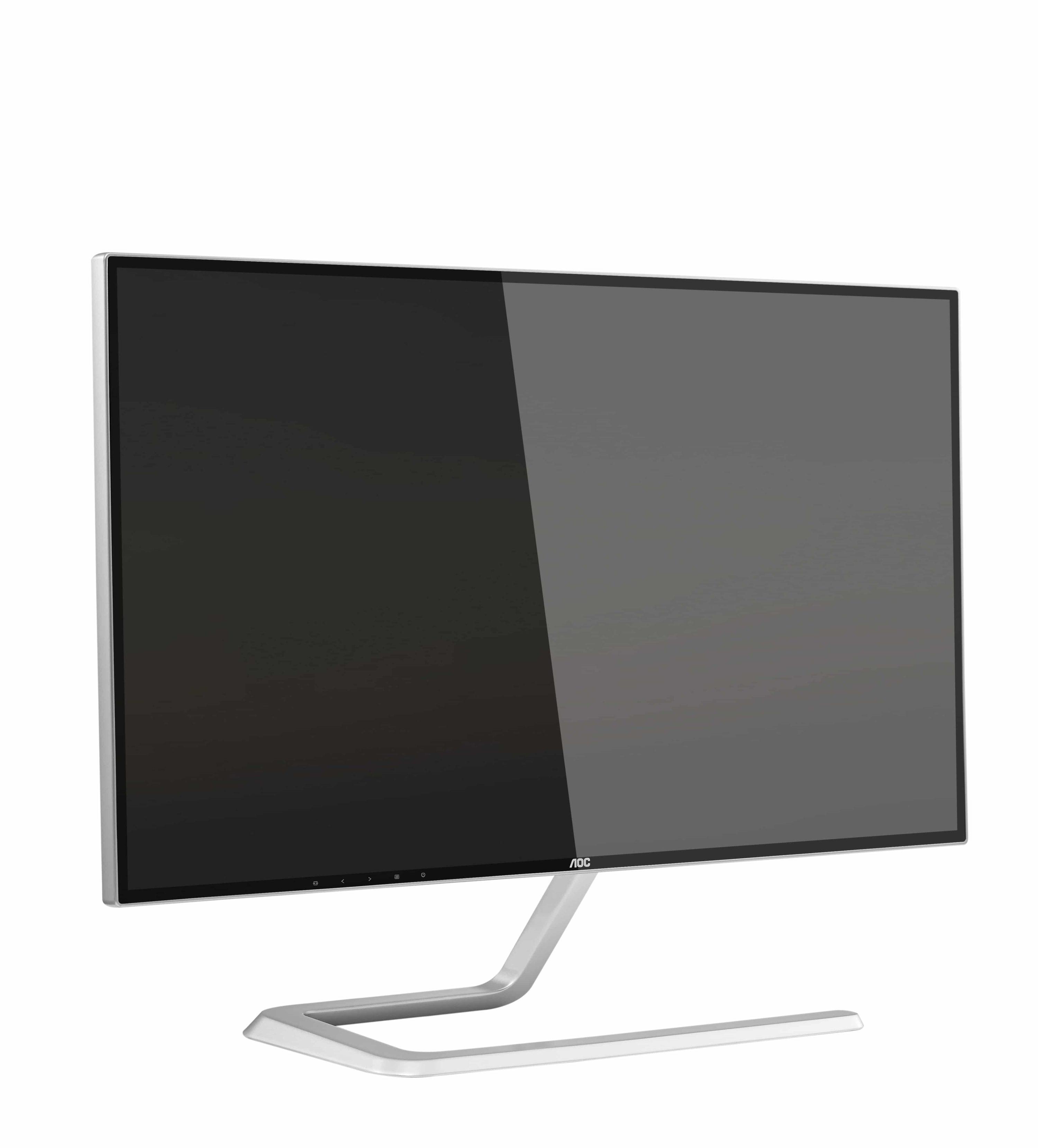 aoc bringt neuen qhd monitor mit d nnen r ndern