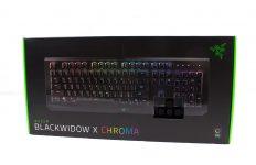 Razer BlackWidow X Chroma 01 232x150 - Razer BlackWidow X Chroma: Mechanische Tastatur im Test