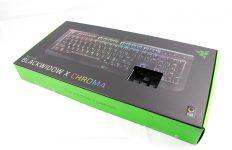 Razer BlackWidow X Chroma 02 232x150 - Razer BlackWidow X Chroma: Mechanische Tastatur im Test