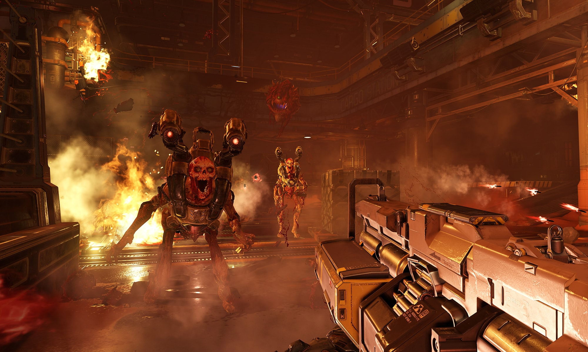 Photo of Doom veröffentlicht Systemanforderungen und Launch-Trailer