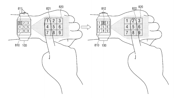 Photo of Neues Patent von Samsung zeigt erweitertes UI von Smartwatches