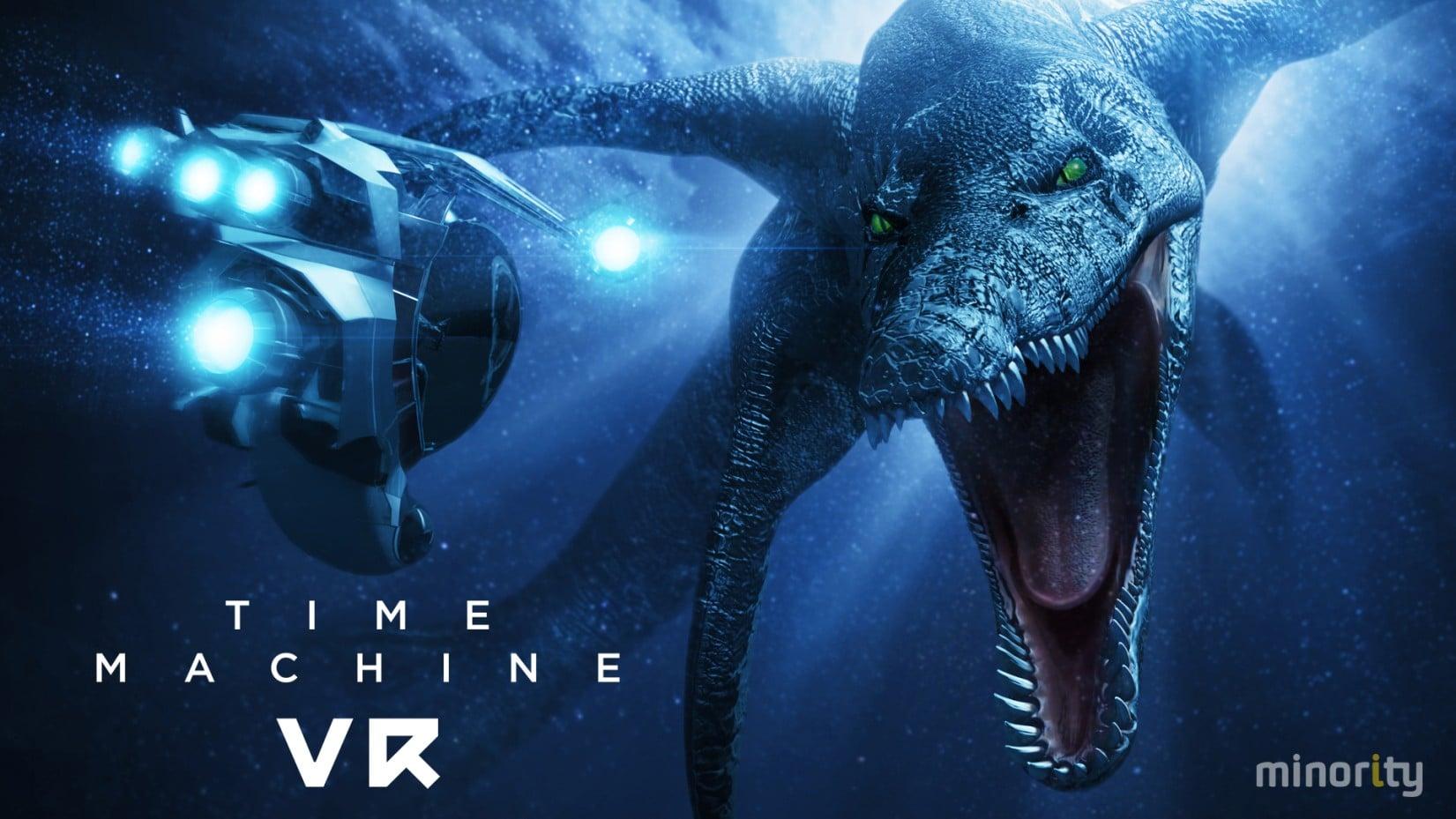 Photo of Time Machine VR bringt euch zurück ins Jurazeitalter