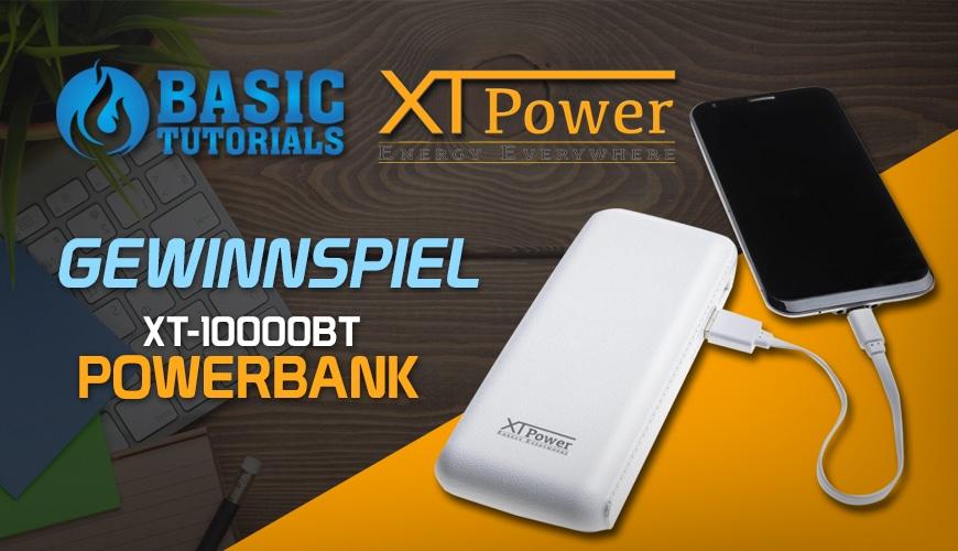 Photo of Gewinnspiel: XT-10000BT Powerbank von XTPower