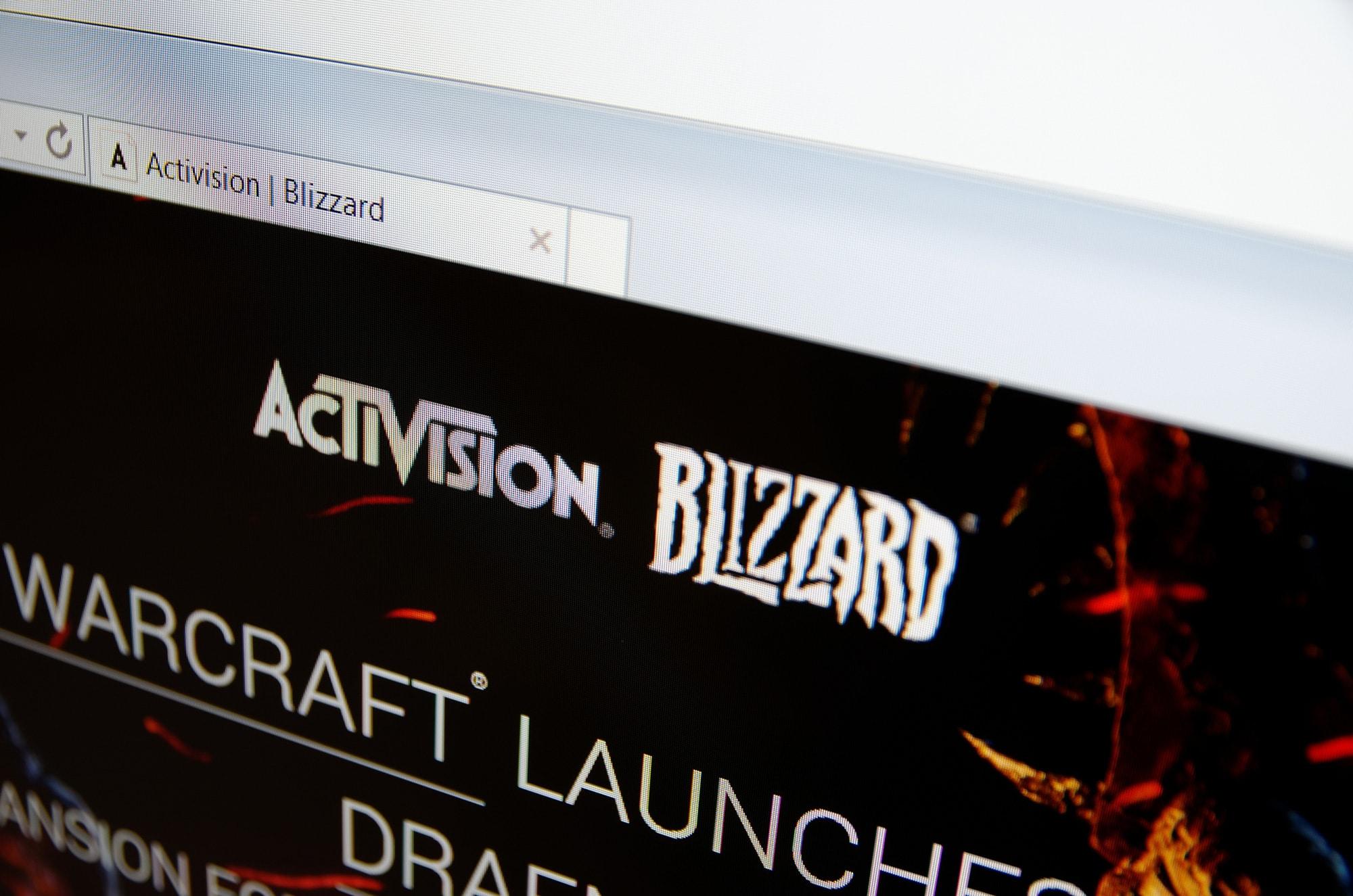 Photo of Blizzard Spiele künftig mit Facebook-Login und -Livestreaming