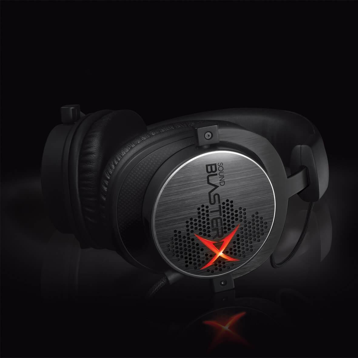 Photo of Creative Sound BlasterX H7: Neues Headset mit 7.1-Surround-Sound