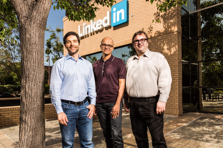 Photo of Microsoft kauft LinkedIn für 26 Milliarden US-Dollar