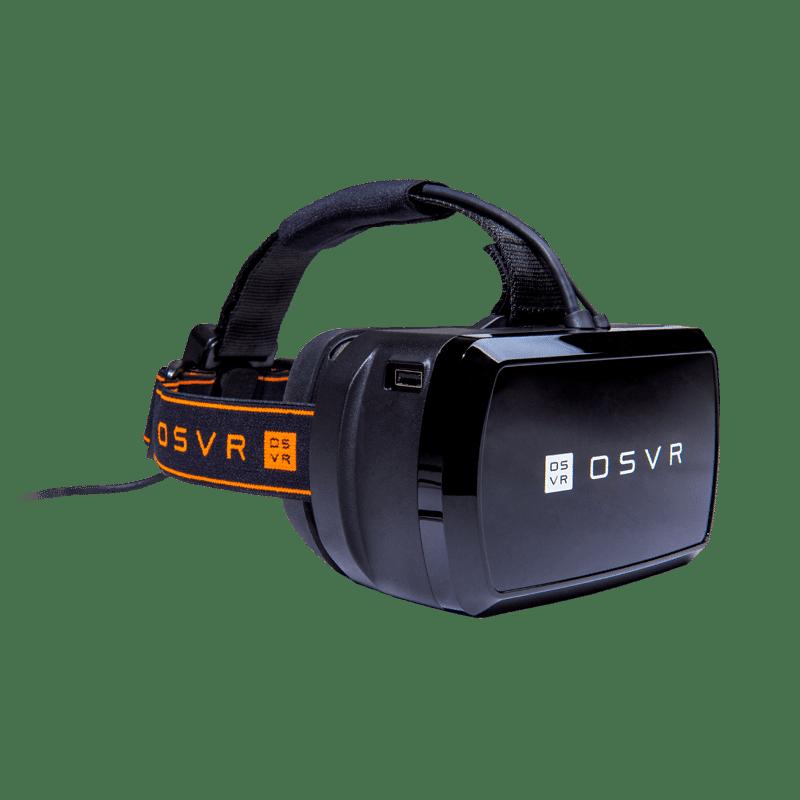 Bild von OSVR präsentiert die HDK 2 VR-Brille auf der E3