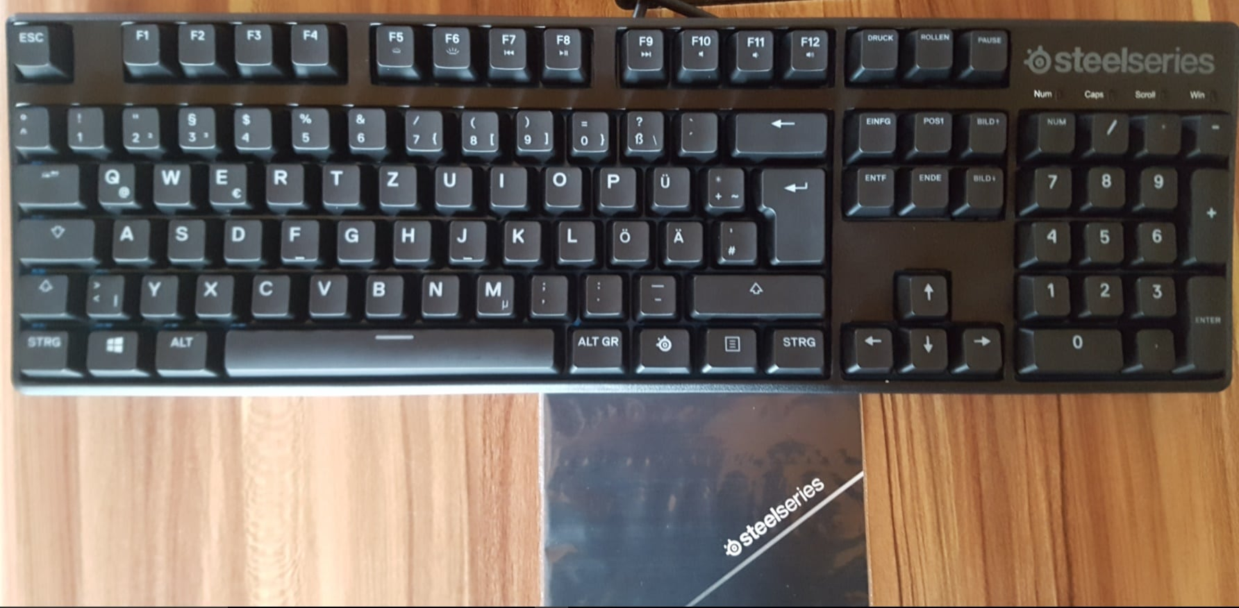 Photo of SteelSeries Apex M500 – Mechanische Tastatur im Test